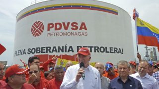 PDVSA es la petrolera estatal venezolana (AFP)