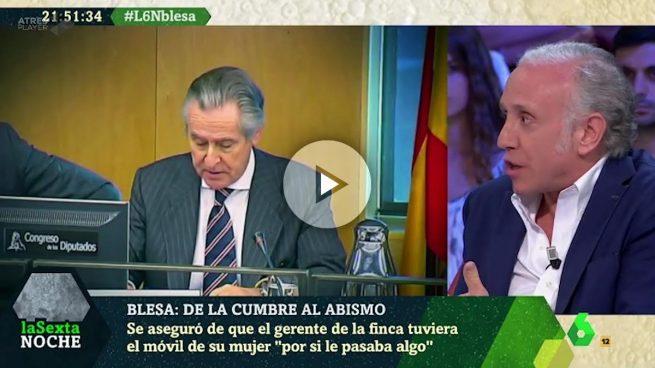 Inda: «El entorno de Miguel Blesa veía un hombre deprimido en los últimos meses»