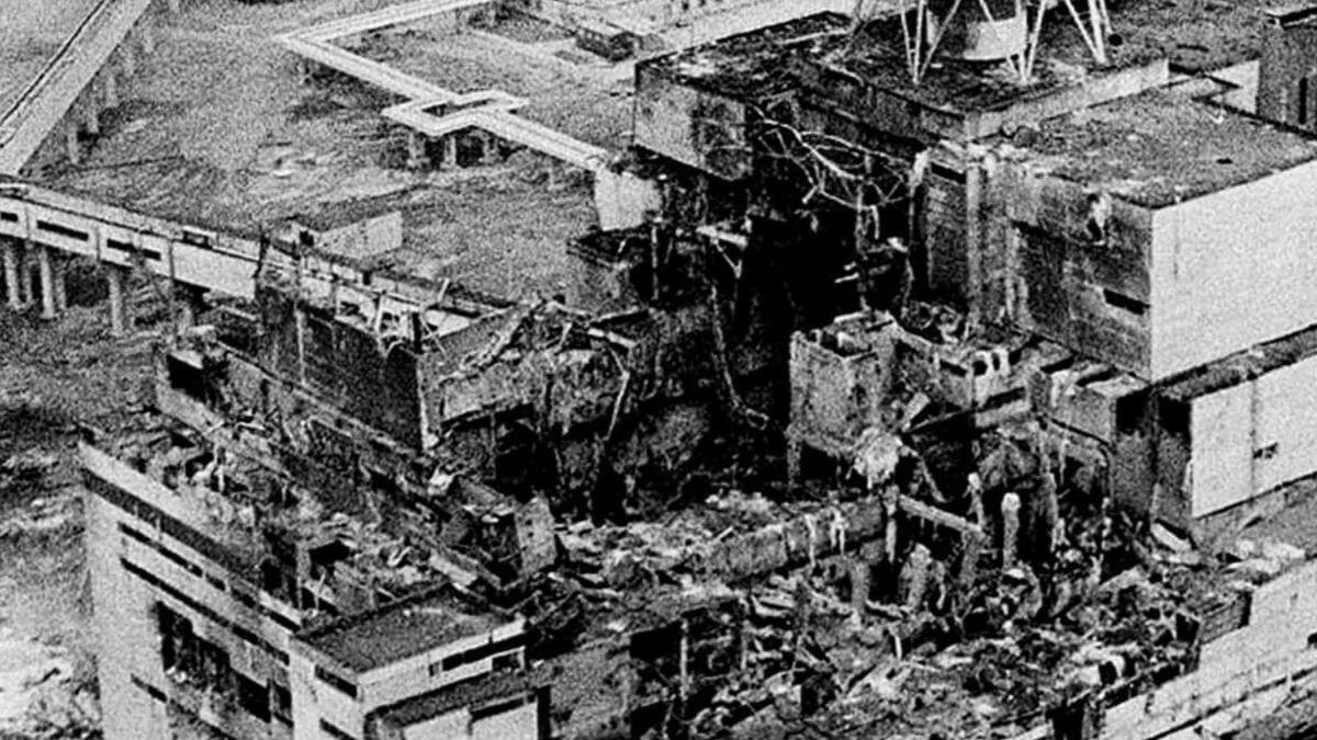 Qué ocurrió en el accidente nuclear de Chernobyl?