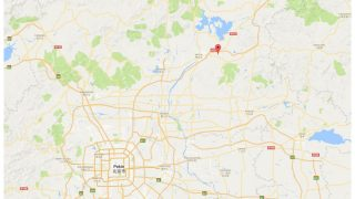 Los sucesos tuvieron lugar al noreste de Pekín.