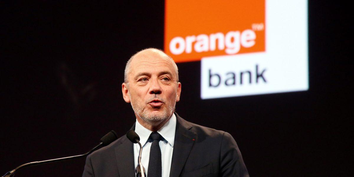 Stephane Richard, director ejecutivo de Orange (Foto. Orange)