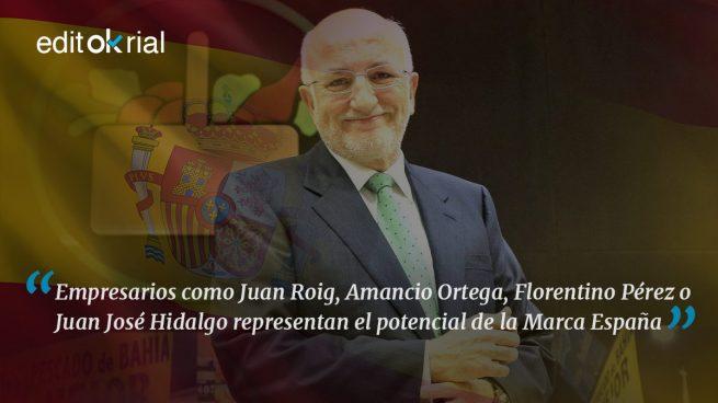 Roig sí que es Marca España