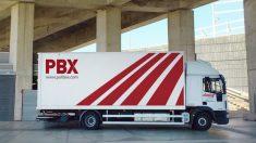 Camión de Palibex (Foto:Palibex).