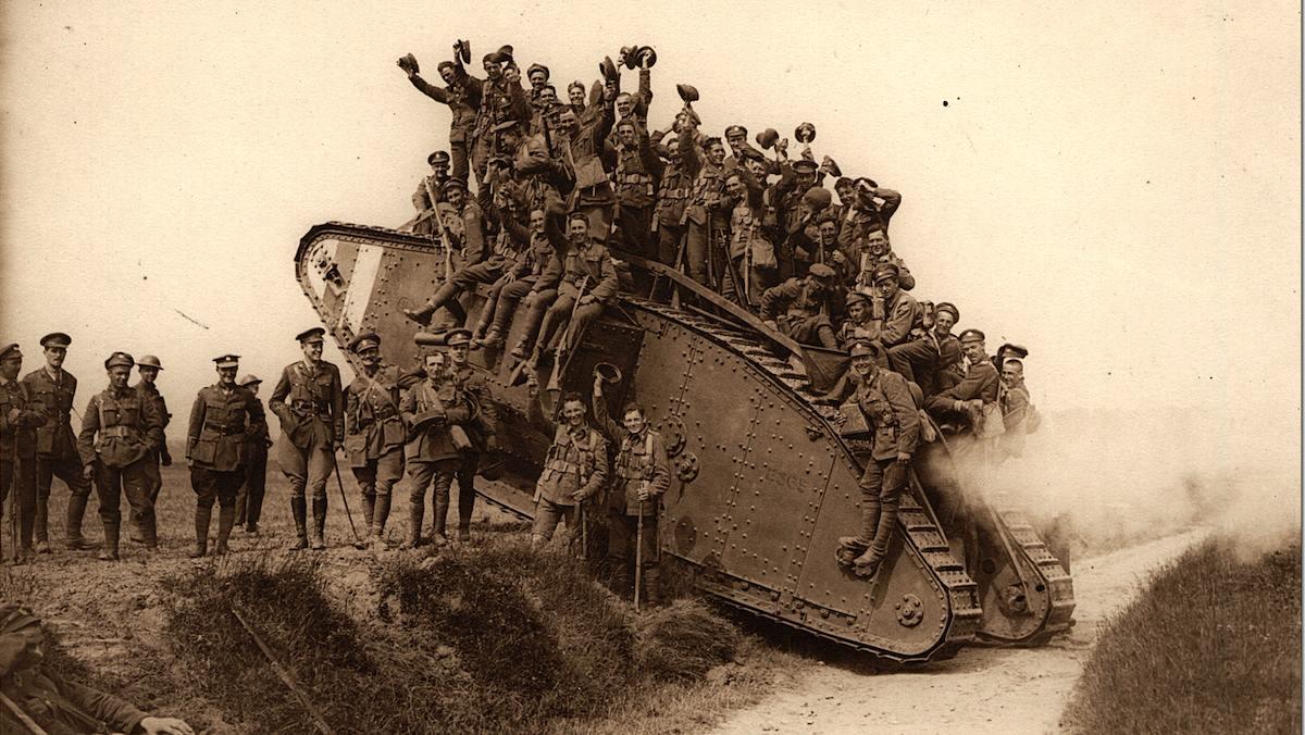 El 28 de Julio de 1914 comenzó la Primera Guerra Mundial