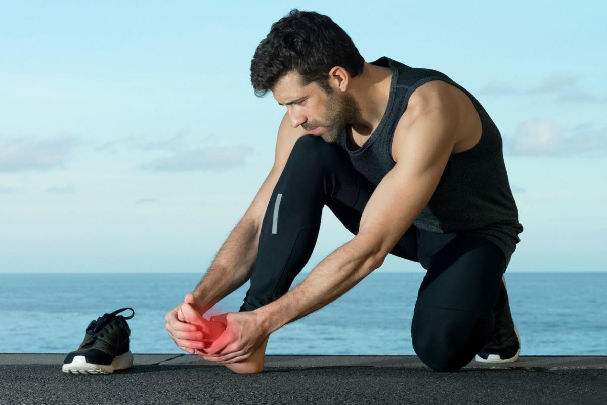 Cómo tratar el dolor en la planta del pie