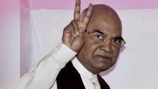 Ram Nath Kovind, primer 'intocable' en convertirse en presidente de la India.