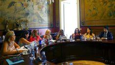 Un momento de la reunión de la subcomisión creada en la Cámara Baja para articular un pacto de Estado contra la violencia machista. Foto: EFE