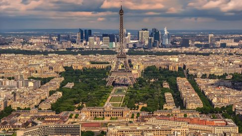 Torre Eiffel. París