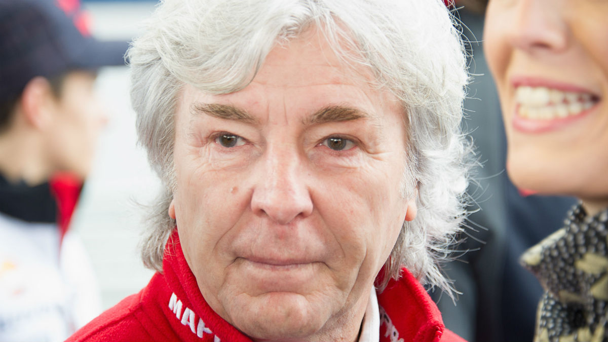 Ángel Nieto, ex piloto de motociclismo. (Getty)