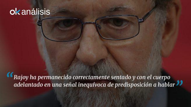 Rajoy, testigo fiable al 90%