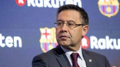 Bartomeu, en un acto. (Getty)