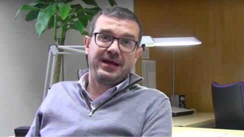 El ex director general de Comunicación de la Generalitat Jaume Clotet. (Foto: Youtube)