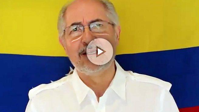 Antonio Ledezma, alcalde de Caracas