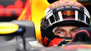 Max Verstappen ha desafiado de nuevo a Red Bull asegurando que su deseo es ganar, sin importarle el color del coche que se lo permita. (Getty)