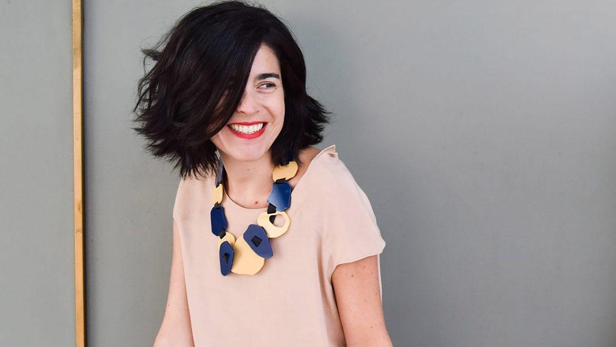 Leire Urzaiz, socia fundadora de Papiroga.