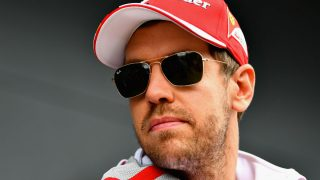 Sebastian Vettel ha dado por hecha su renovación por Ferrari, dejando caer que solamente queda la firma que rubrique el nuevo contrato. (Getty)