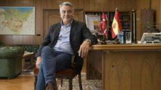 Javier de Andrés, delegado del Gobierno en el País Vasco. (Foto: EFE)