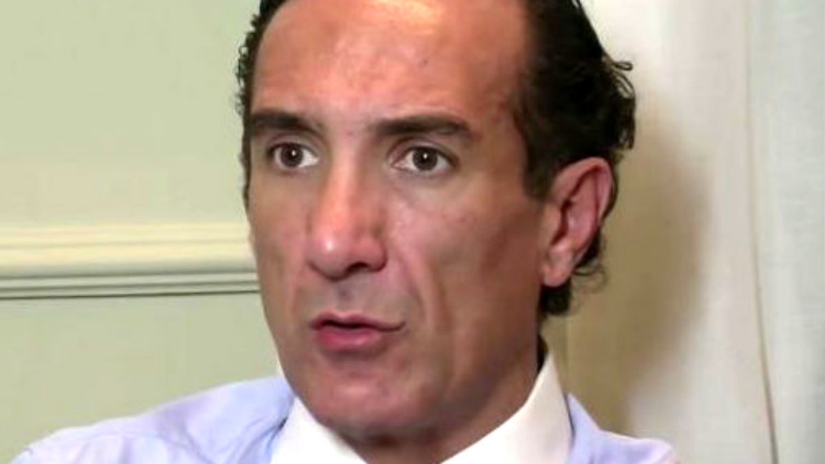 El ex director general del Ayuntamiento de Boadilla, Tomás Martín Morales.