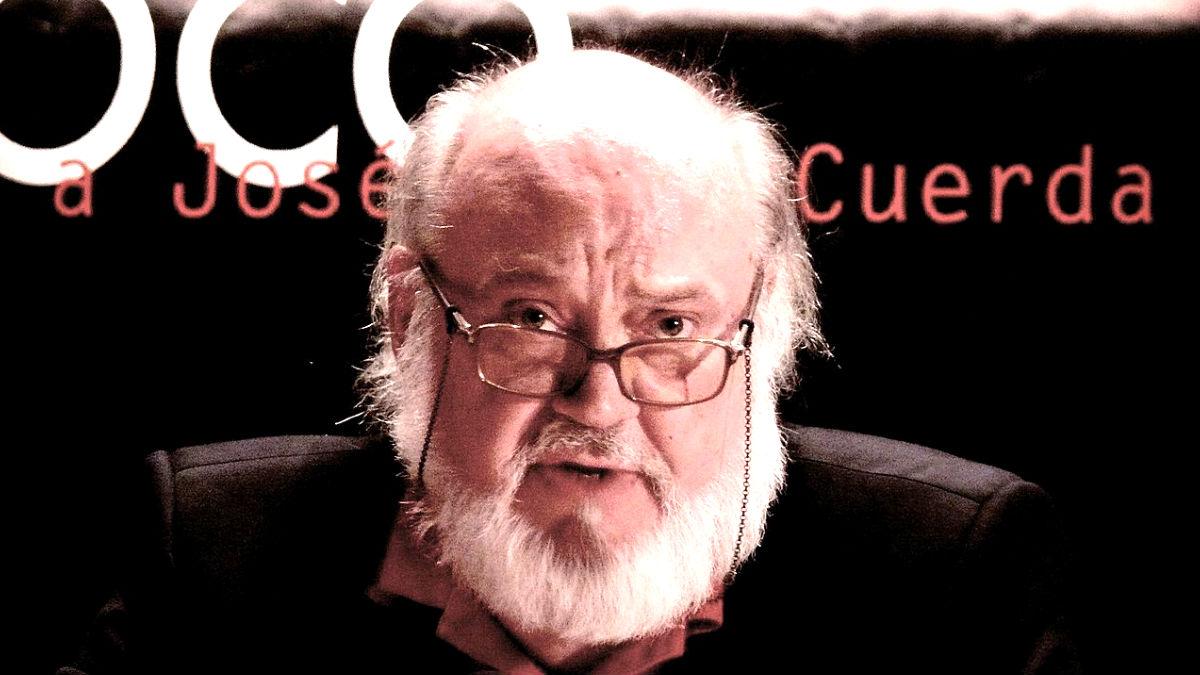 José Luis Cuerda en una imagen de 2009.