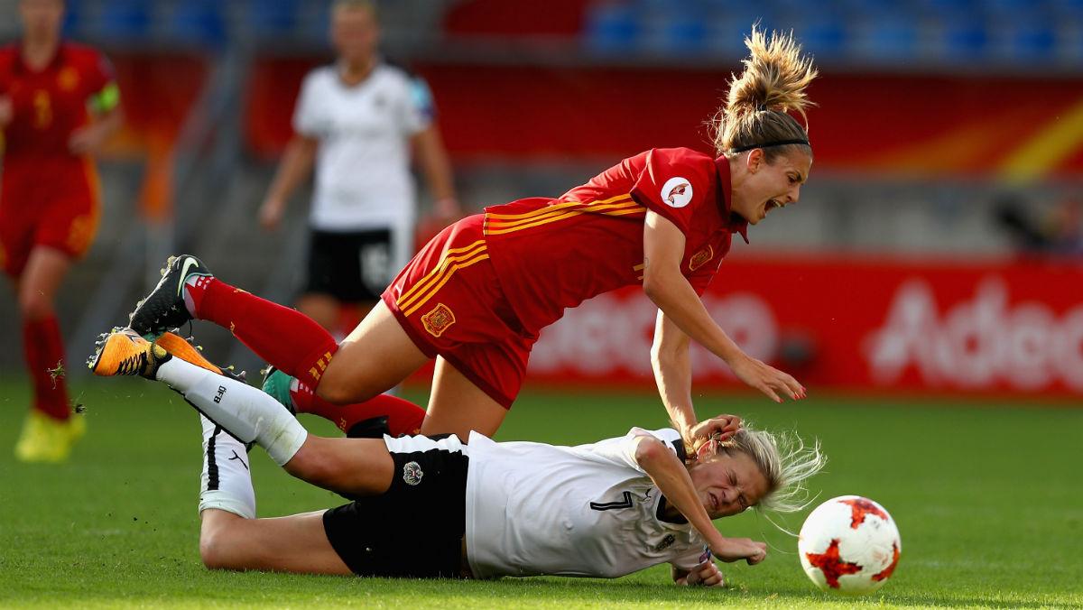 España cae en cuartos de final ante Austria. (Getty)