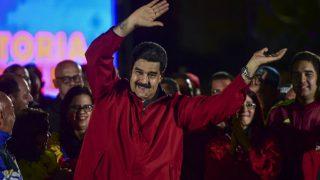 Nicolás Maduro en la Asamblea Nacional Constituyente (ANC). Foto: AFP