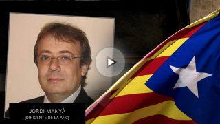 El fundador y ex vicepresidente de la Asamblea Nacional Catalana (ANC), Jordi Manyà.