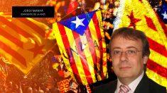 El fundador y dirigente de la ANC Jordi Manyà Martínez.