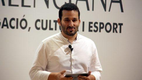 Vicent Marzà, consejero de Educación de la Comunidad Valenciana.