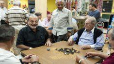 Carlos Slim en Avión (Orense).  (Imagen: EFE)