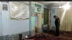 Ermita atacada en Herat.