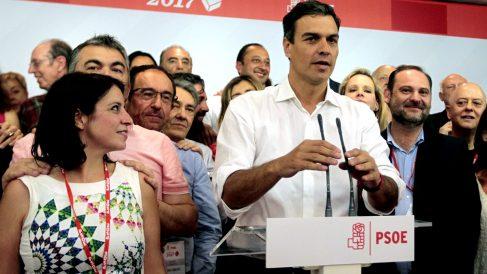 El secretario general del PSOE, Pedro Sánchez. (Foto: Francisco Toledo)