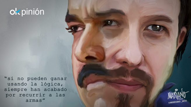 El mundo clama contra Maduro, Pablo Iglesias calla