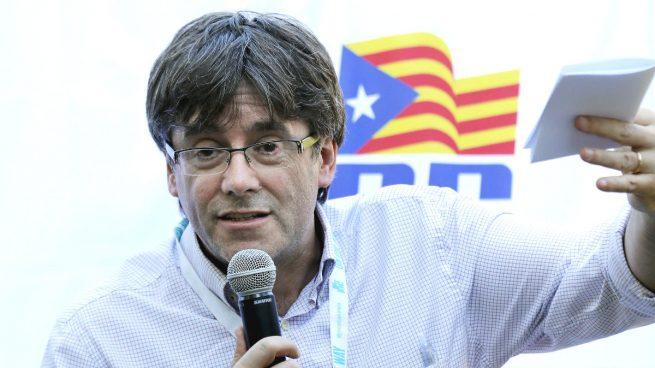 """Funcionarios de prisiones contra Puigdemont: """"Hay dinero para independencia pero no para protegernos"""""""
