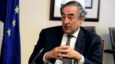 Juan Rosell, presidente de la CEOE. (Foto: Francisco Toledo).