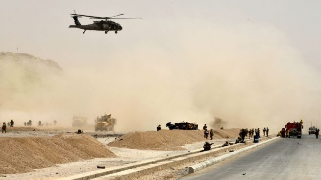 Al menos dos soldados estadounidenses muertos en ataque contra un convoy de la OTAN en Afganistán