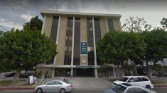 Consulado de China en Los Ángeles. Foto: GMaps