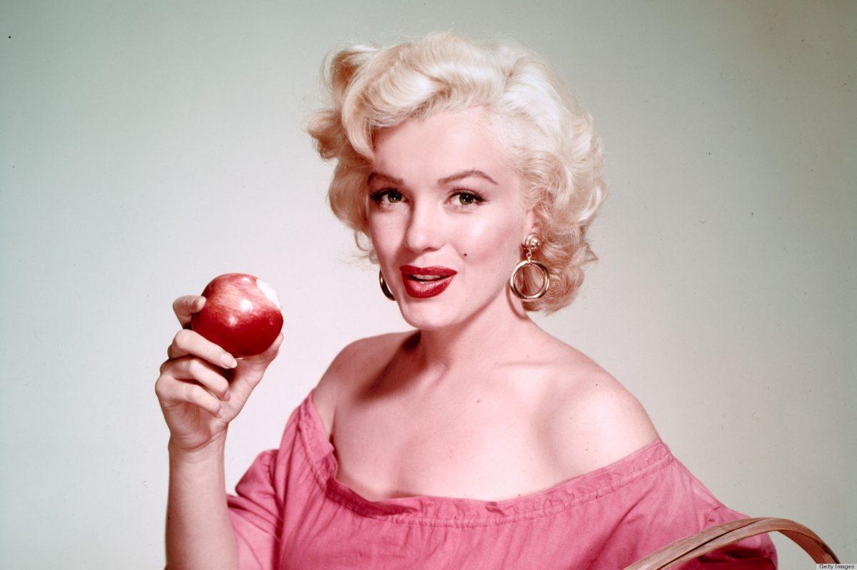 En 1962, falleció una de las actrices más populares del siglo XX: Marilyn Monroe.