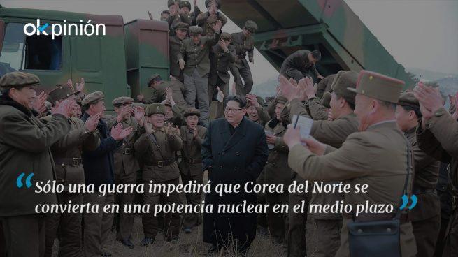 Corea del Norte, nación nuclear