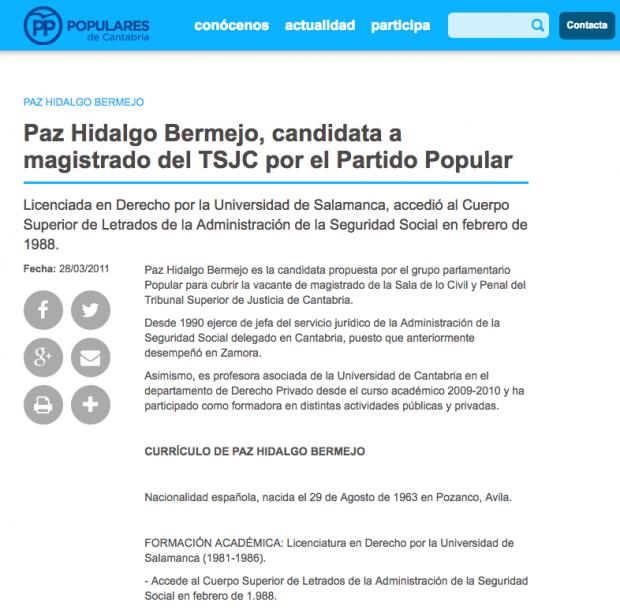 Paz Hidalgo