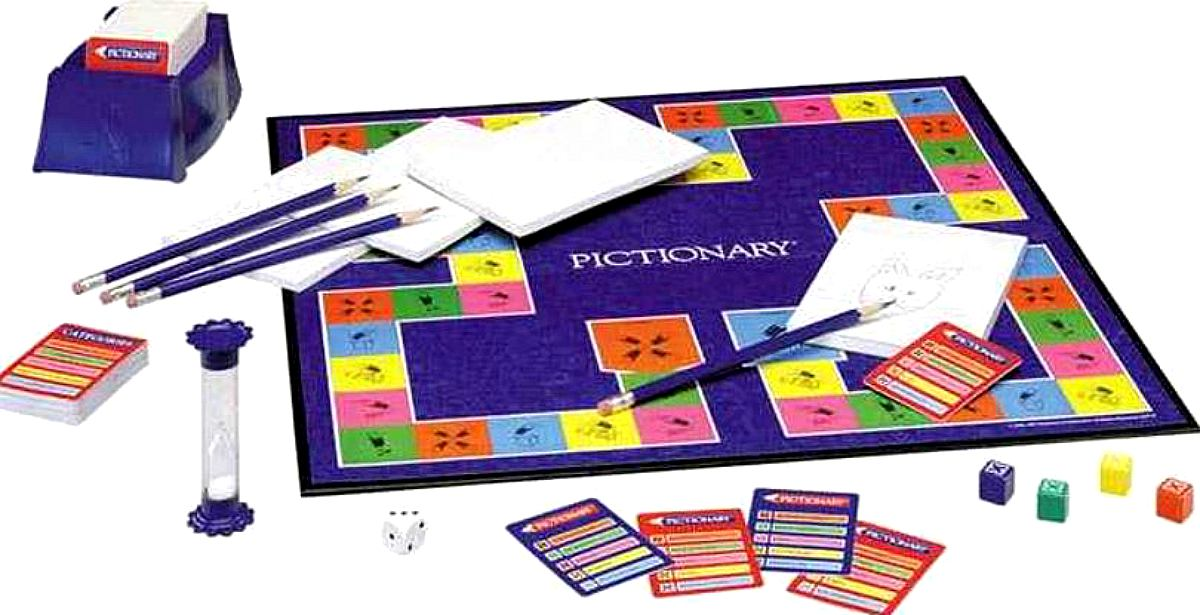 Descubre cómo jugar al Pictionary