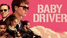 Cartel de la película Baby driver