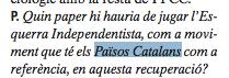 Lambán subvenciona una revista independentista que promociona a los 'Arran aragoneses'