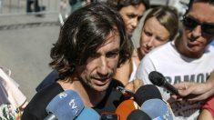 Gelete Nieto atiende a la prensa. (EFE)