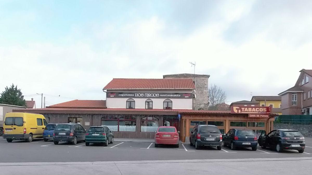 Restaurante Los Arcos (Imagen del restaurante)