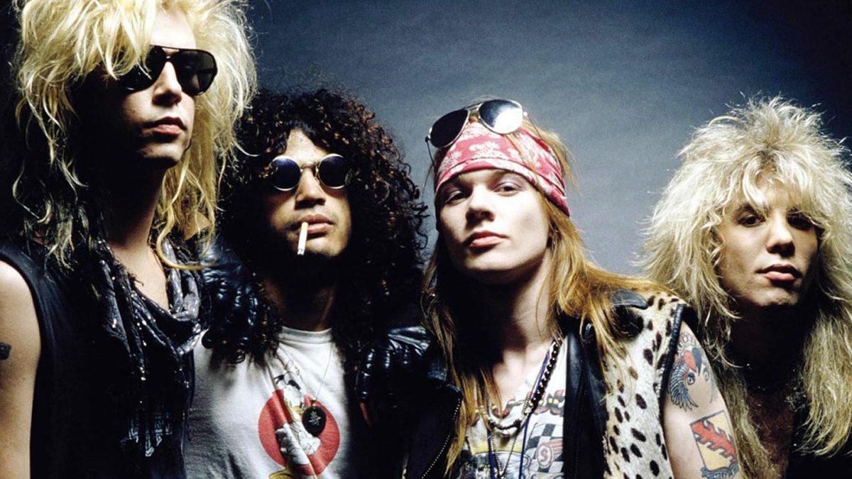 Los Guns N'Roses, si la pandemia no lo impide, actuarían el 5 de junio en Sevilla.