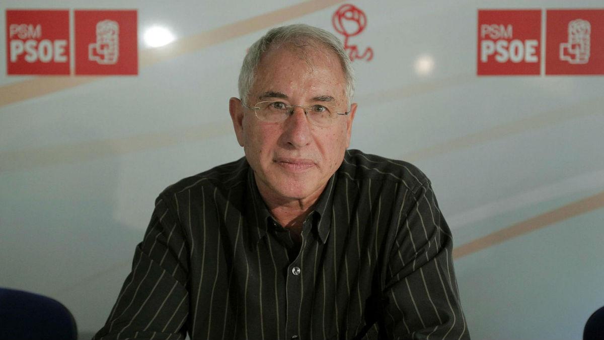 El socialista Enrique Del Olmo. (Foto: PSOE)