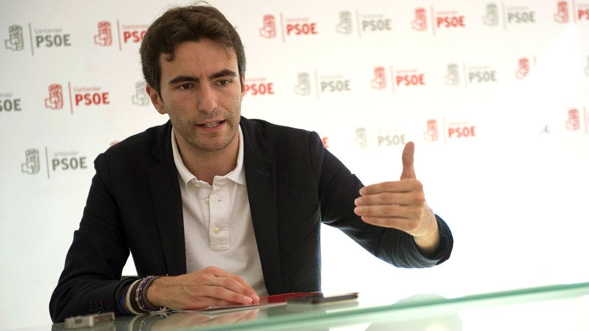 Pedro Casares en una reciente imagen (Foto: Efe).