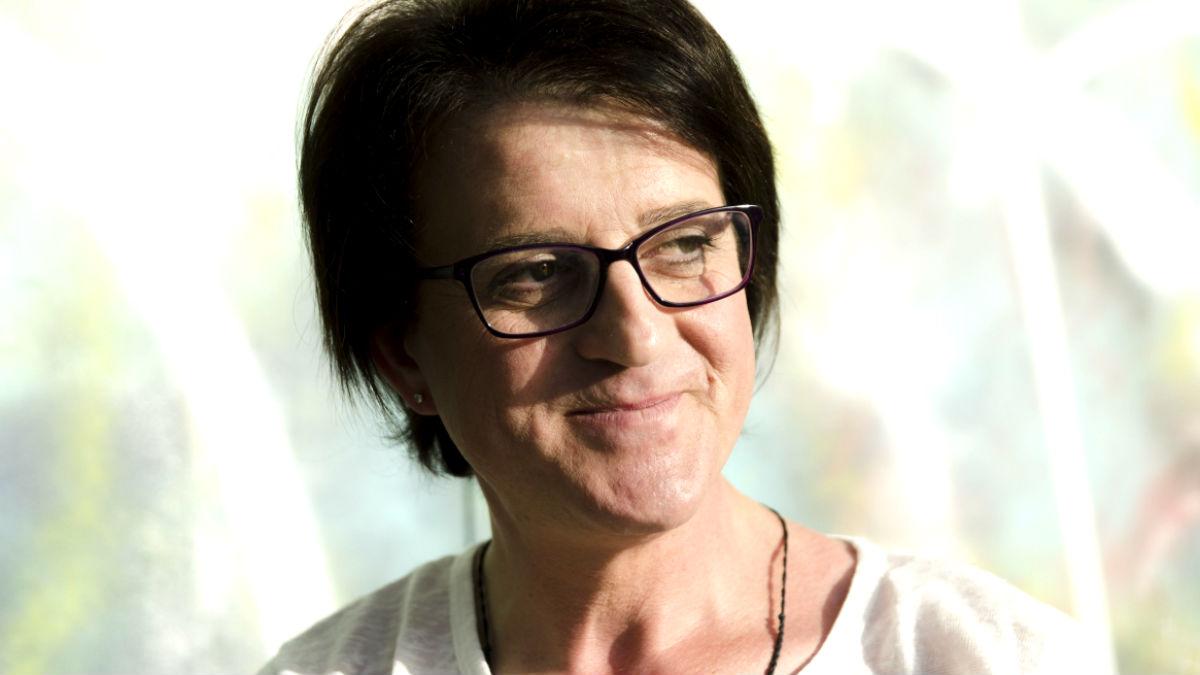La responsable de políticas LGTBI de Podem en Cataluña, Marta Reina Izquiano.