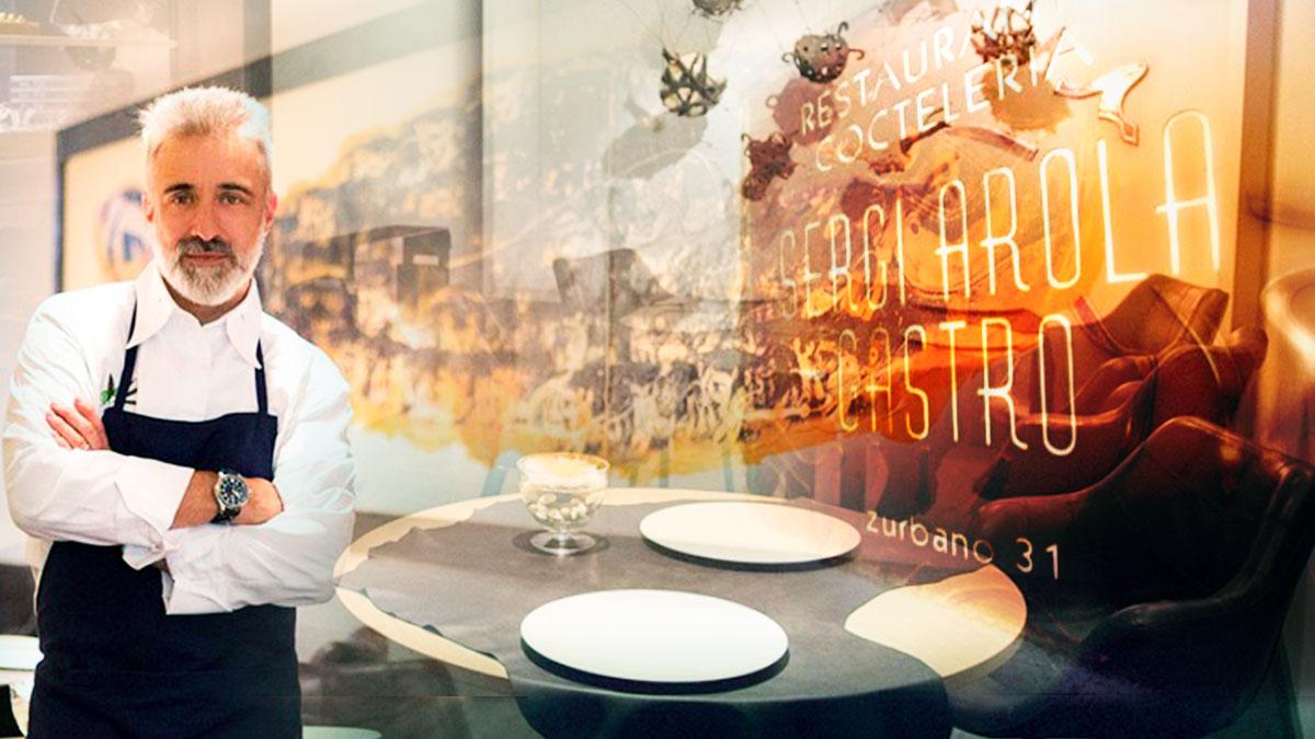 El chef sergi arola deja 7 millones en deudas al cerrar su - Restaurante sergi arola en madrid ...