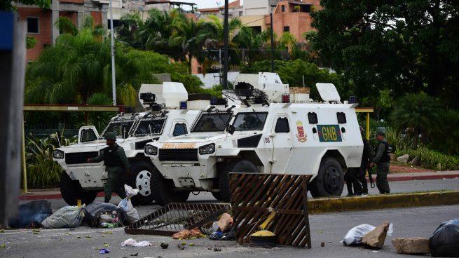 El ejército venezolano confirma que un militar sublevado contra Maduro murió en el alzamiento